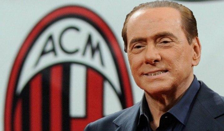 Antigo gestor do Milan, Silvio Berlusconi é o atual proprietário do Monza, da segunda divisão italiana
