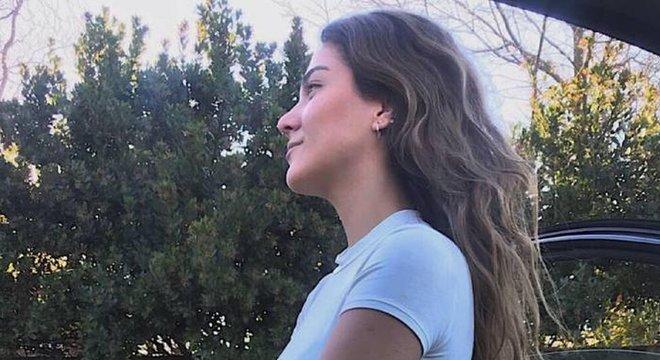 Antonia ficou em silêncio por quase um mês por medo da reação de seus pais, de acordo com seu próprio relato.