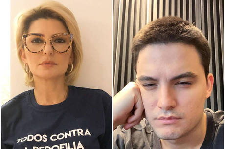 Antonia Fontenelle apoia movimento contra Felipe Neto