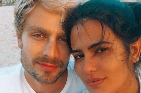 Paulo Dalagnoli e Antonia Morais