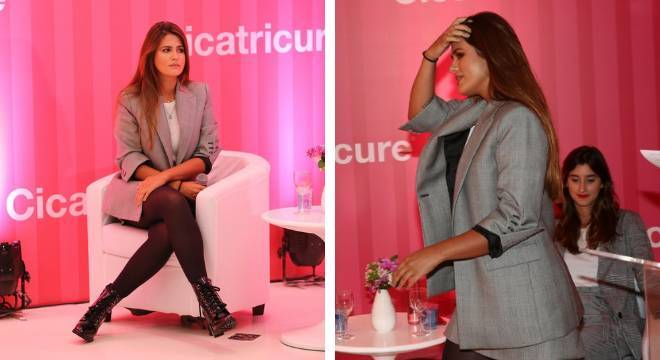 Antonia Morais (Fotos: Deividi Correa/Denilson Santos/AgNews)