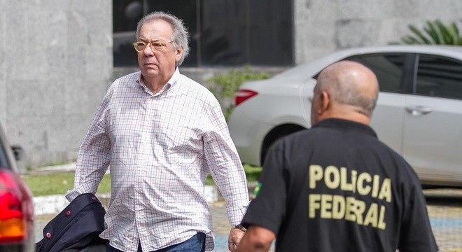 Grecco foi preso no ano passado pela Polícia Federal