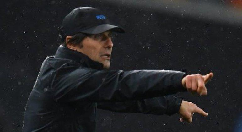 Antonio Conte. da Internazionale