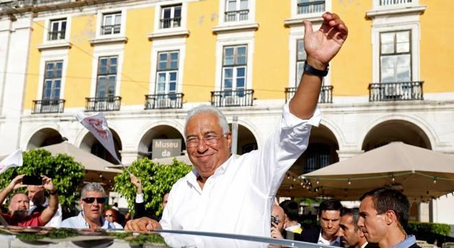 Partido Socialista vence eleições de Portugal com vantagem sobre adversários