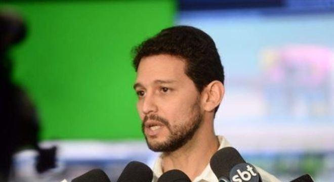 Antônio de Pádua, da SDS, é o sexto integrante do Governo do Estado a testar positivo para o Sars-CoV-2