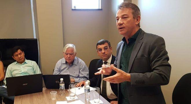 Equipe deu início ao levantamento de informações para criar plano de recuperação fiscal