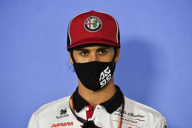 Antonio Giovinazzi também não sabe se fica na Alfa Romeo em 2021