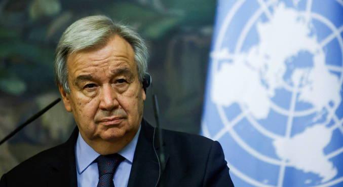 Guterres pediu para países adotarem lógica de guerra contra a pandemia