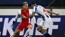 Destaque do Ajax, Antony já pensa na próxima temporada na Holanda