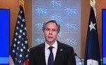 'Ataques de 11/9 mudaram os EUA', diz secretáriode Estado dos EUAVEJA MAIS