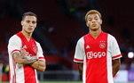 No Ajax desde 2017, David Neres mostra seu talento nos gramados há três temporadas, enquanto Antony chegou faz menos de um ano e já demonstrou ser um jovem promessa. Revelados pela mesma equipe, dupla mostra ter criado um elo de amizade, formada no Brasil e que continua na Holanda