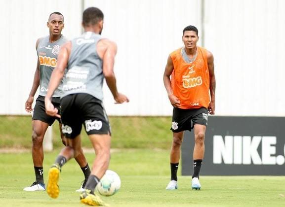 Antony - meia - 19 anos - Contratado por empréstimo junto ao Joinville, em 2019, alterna participações entre o sub-20 e o sub-23. Ele é mais um que foi chamado por Mancini para treinar com o profissional.
