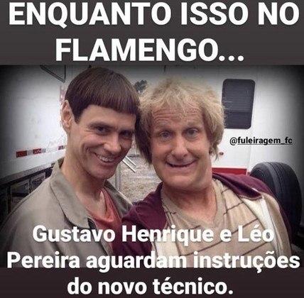 Anúncio da saída de Domènec Torrent do Flamengo rendeu brincadeiras na web