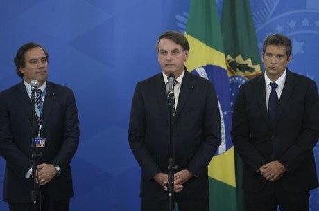 Bolsonaro, durante anúncio de medidas econômicas