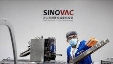 Anvisa avalia inspeção na China para liberar lotes da CoronaVac