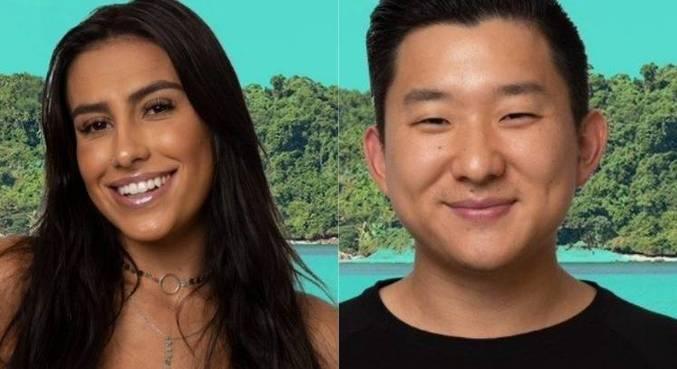 Any Borges e Pyong Lee disputam tesouro de R$ 500 mil na grande final da Ilha Record