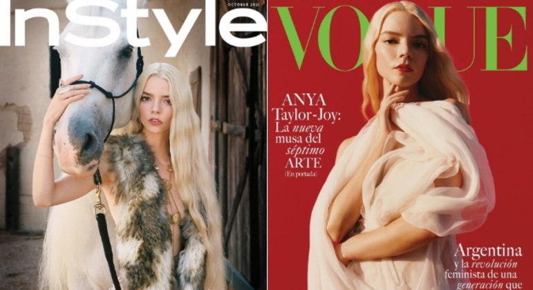 Requisitada na moda e na webCom tanto sucesso nos tapetes vermelhos, Anya tem sido convidada para estrelar diversos ensaios para algumas das revistas de moda mais famosas do mundo como a InStyle, a Vogue e a Elle. Nas redes sociais, a atriz também tem brilhado. Atualmente, ela soma quase 8 milhões de seguidores