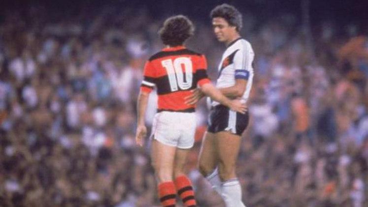 Ao citar os clássicos, Roberto Dinamite é o maior carrasco da história no futebol carioca. Ao todo, foram 25 gols contra o Botafogo, 27 diante do Flamengo e 36 sobre o Fluminense, 87 gols no total.