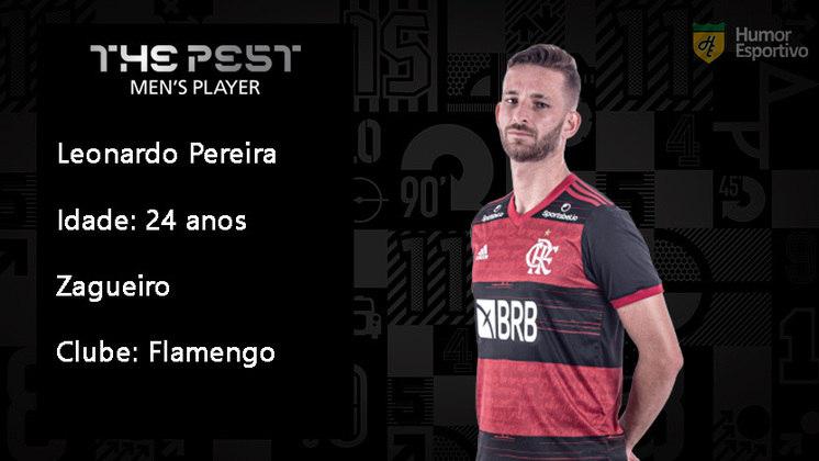 Ao lado de Gustavo Henrique, Léo Pereira não tem agradado na zaga do Flamengo