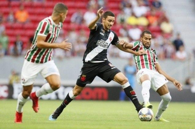 Ao longo da história do clássico, Vasco e Fluminense já jogaram em quatro cidades fora do estado do Rio de Janeiro: Brasília (DF), Florianópolis (SC), Juiz de Fora (MG) e Manaus (AM).