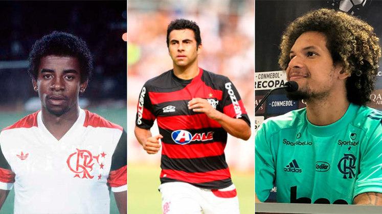 Ao longo de sua gloriosa história, o Flamengo soma ídolos e marcantes