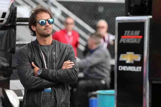 Ao testar positivo, perdeu rodada do IMSA em Daytona