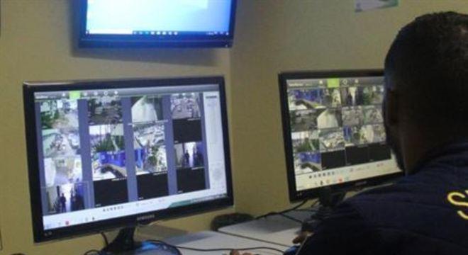 Ao todo 22 câmeras entram em operação neste final de semana