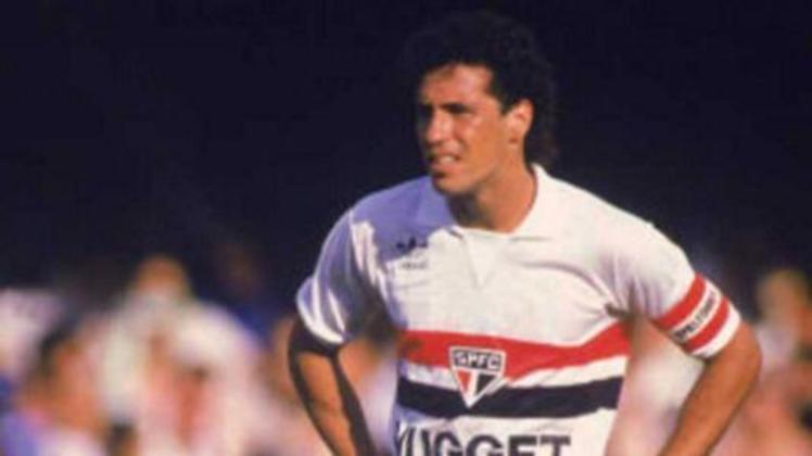 Ao todo pelo Tricolor, Careca marcou 115 gols em 191 atuações.
