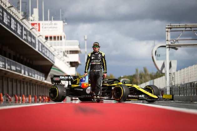 Ao total, são 105 corridas e 17 vitórias de Alonso vestindo as cores da Renault. É recordista nas duas estatísticas