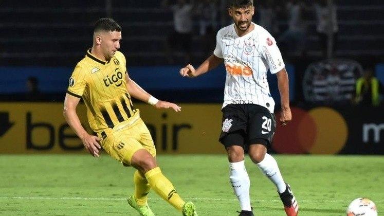 Aos 23 anos de idade, o paraguaio Jorge Morel já é o principal jogador do Guarani, do Paraguai. Ele é volante e capitão do time, além de ter feito o gol que eliminou o Corinthians da Libertadores de 2020.