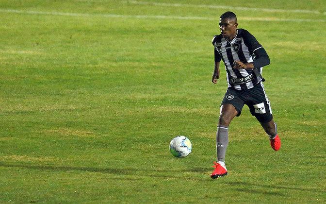 Aos 23 anos, o zagueiro Kanu tem o mesmo tempo de contrato, no entanto, seu valor é de 800 mil euros (R$ 5,2 milhões).
