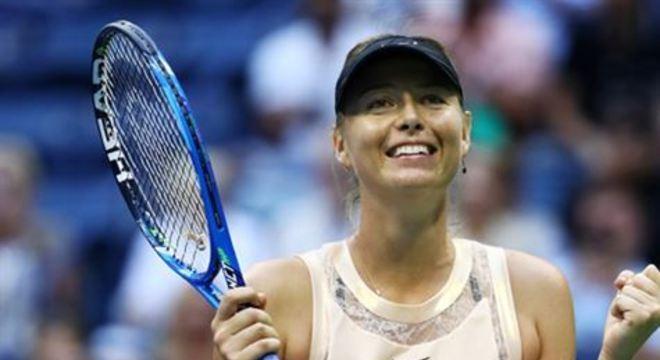 Aos 32 anos, ela não atua desde que perdeu para Serena Williams, na primeira fase no US Open, em agosto