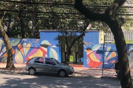 Unidade central da APAE em São Paulo
