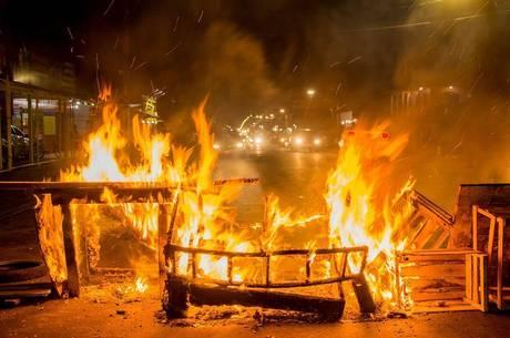 Na imagem, protesto em Macapá (Amapá)