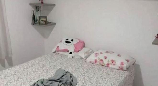 Apartamento em Sumaré onde a menina teria ficado presa em quarto