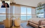 Zezé Di Camargo tem um refúgio praiano para chamar de seu. O cantor e a mulher, Graciele Lacerda, fizeram uma reforma no apartamento duplex de luxo, que compraram em Itapema, Santa Catarina. O imóvel, adquirido pelo casal em 2017 por cerca de R$ 2 milhões, foi projetado pela arquitetaThayane Santana e ganhou o nome