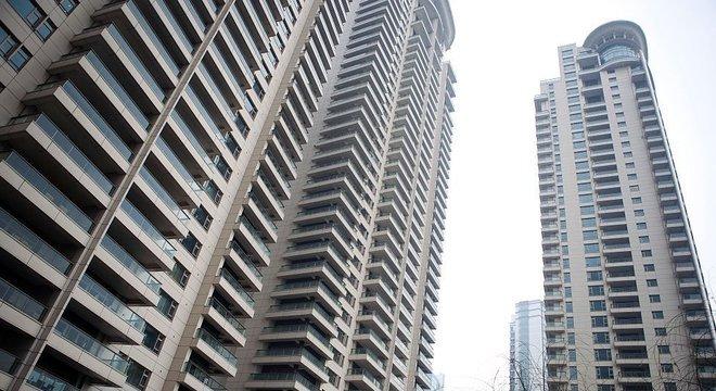 O setor imobiliário oferece uma opção muito mais segura para os investidores chineses do que o volátil mercado de ações