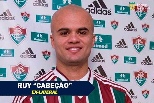 Apelidos inusitados do futebol: Ruy Cabeção, ex-jogador