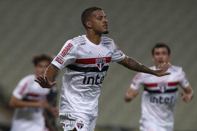 Apesar da derrota no Majestoso, o São Paulo vem em uma boa sequência. Nas últimas cinco partidas, foram quatro vitórias e apenas uma derrota.