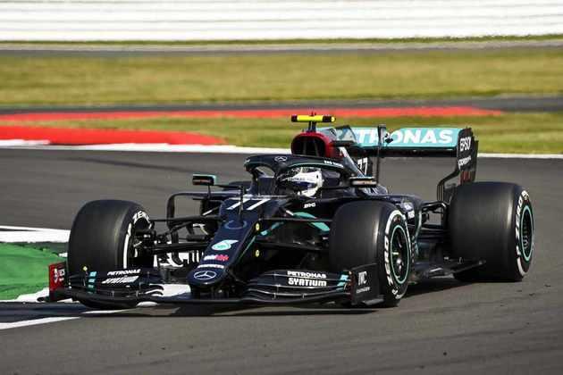 Apesar da pole, finlandês foi apenas terceiro colocado em Silverstone