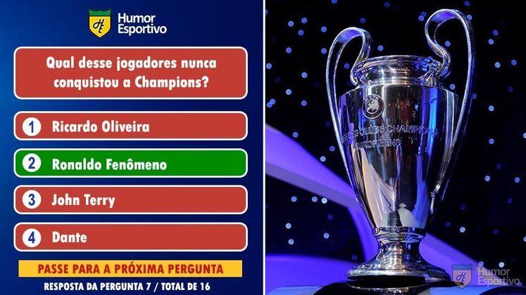 Apesar de grandes exibições na Europa, Ronaldo Fenômeno não tem esse importante título no currículo