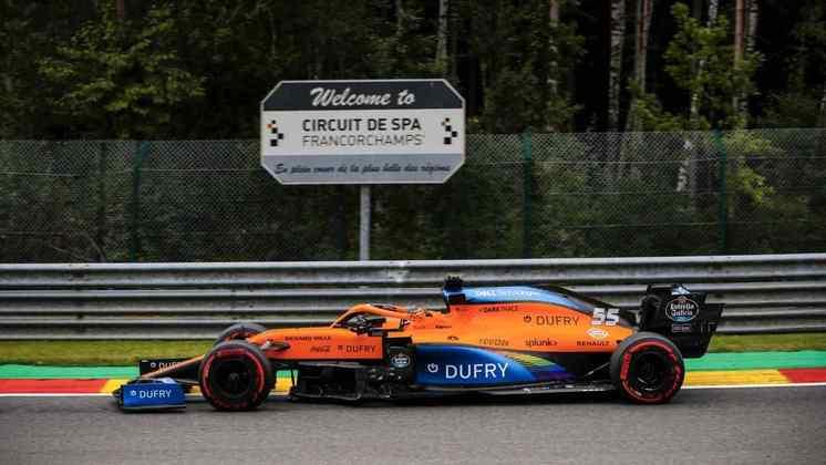 Apesar do bom rendimento, não deixa de ser surpresa o fato da Renault ter alugado o posto de terceira força (Foto: McLaren)