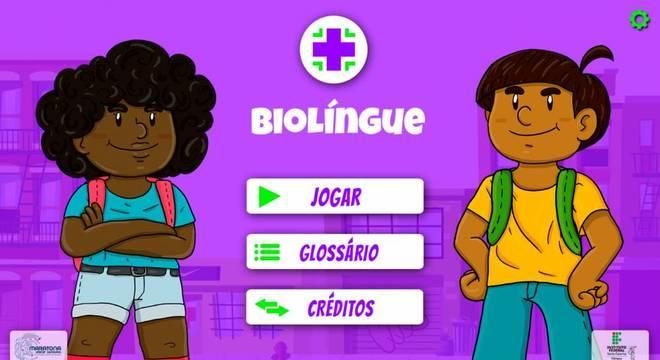 Aplicativo Biolingue, criado por equipe catarinense