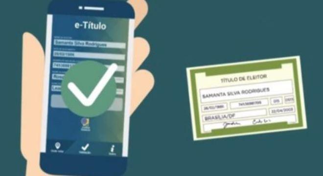 Eleitor vai poder justificar ausência nas eleições pelo app e-Título após o pleito
