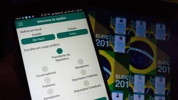 Justiça terá aplicativo para mostrar apuração da eleição em tempo real (Reprodução)
