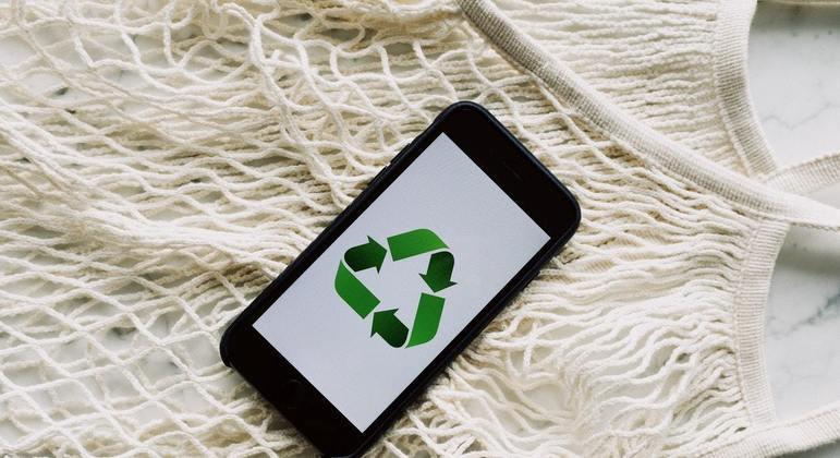 Aplicativo ajuda na reciclagem de diversos materiais, colaborando com o meio ambiente