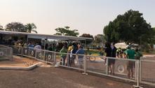 Apoiadores de Bolsonaro são autorizados a entrar no Alvorada