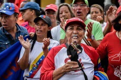 No sábado a Venezuela será palco de manifestações contra e a favor de Nicolás Maduro