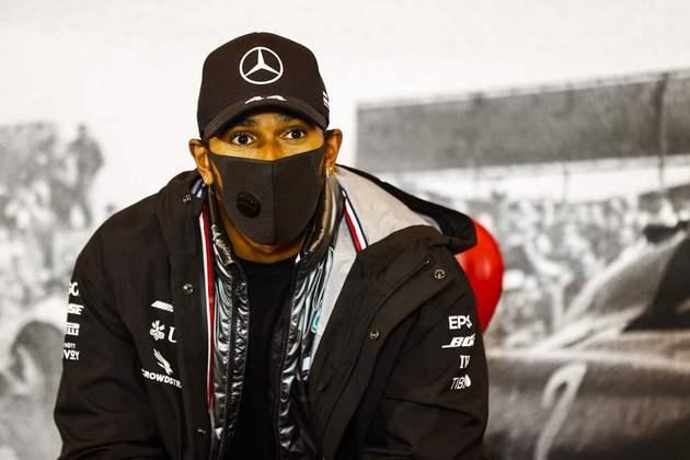 Após a corrida, piloto afirmou que vai demorar para se acostumar com o posto