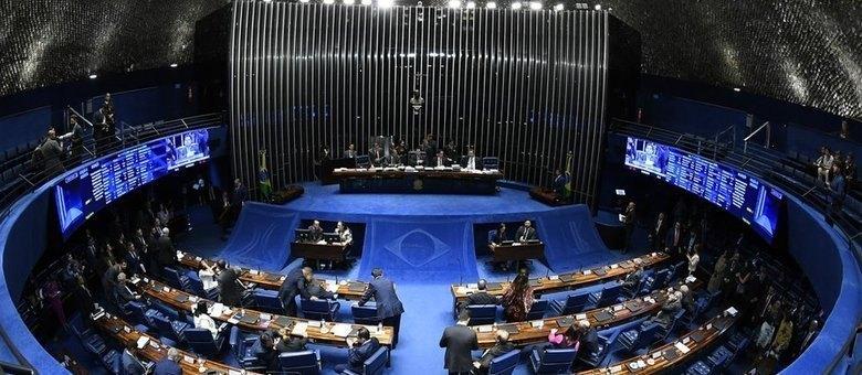Senado deve votar reforma da Previdência nesta terça-feira (1)